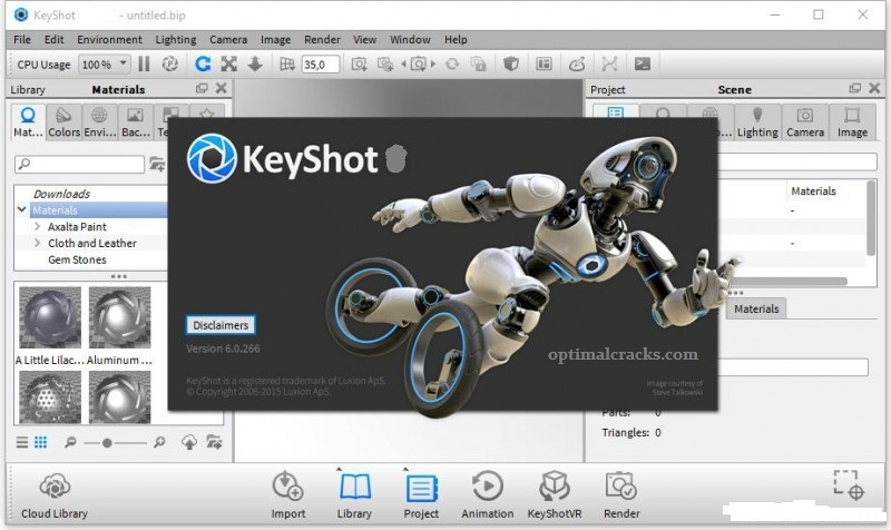 KeyShot Mac