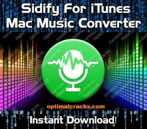 Sidify Music Converter 2.0.5 Crack + Registration Code [Latest]