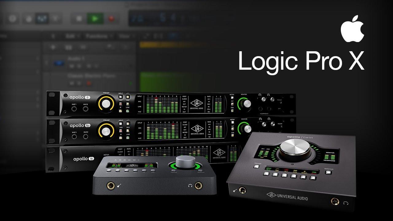 Logic Pro X 10.6.1 Crack With Torrent Latest Version (2021)