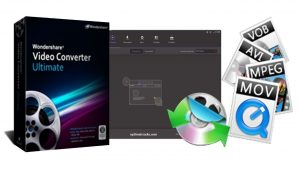 wondershare video converter ultimate Crack Free Download
