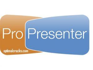 ProPresenter Crack For Mac