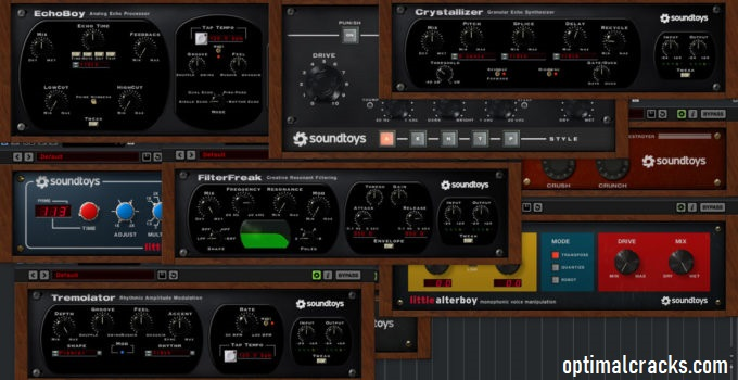 Soundtoys Crack For Mac & Win (VST) Torrent Free Download
