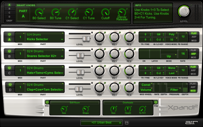 Xpand 2 Crack + Activation Code (VST Plugin) Free Download
