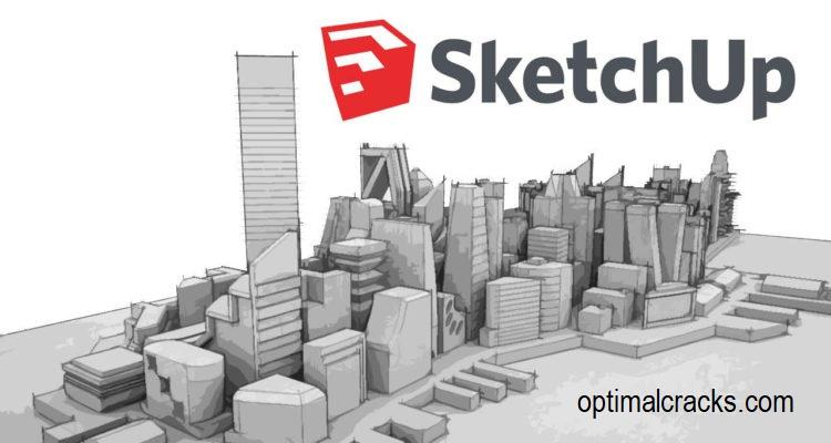 SketchUp Pro 2021 Crack + License Key (Latest) Free Download
