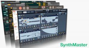 KV331 SynthMaster VST 2.9.8 Crack + Torrent (Mac) Free Download