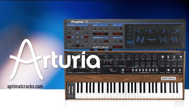 Arturia Prophet 3.3.6.1.3854 Crack + Torrent For (Mac/Win) Free Download