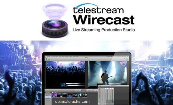 Wirecast Pro 14.0.1 Crack + Serial Number 2021 (Mac) Download
