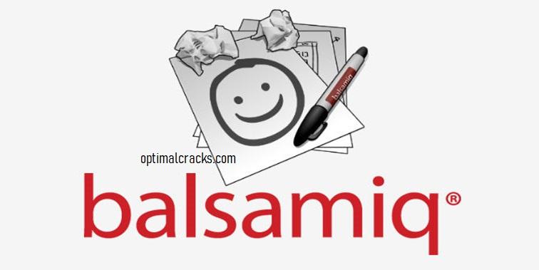 Balsamiq Mockups 4.1.12 Crack + License Key (Latest) Free Download