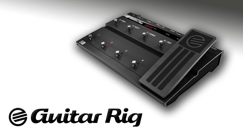 Guitar Rig Pro 5.2.2 Crack + Torrent 2021 (Mac) Free Download