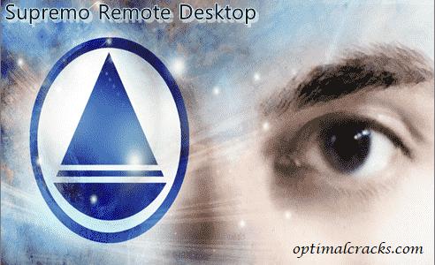 Supremo Remote Desktop 4.2.1.2469 Crack + Serial Key (2021)