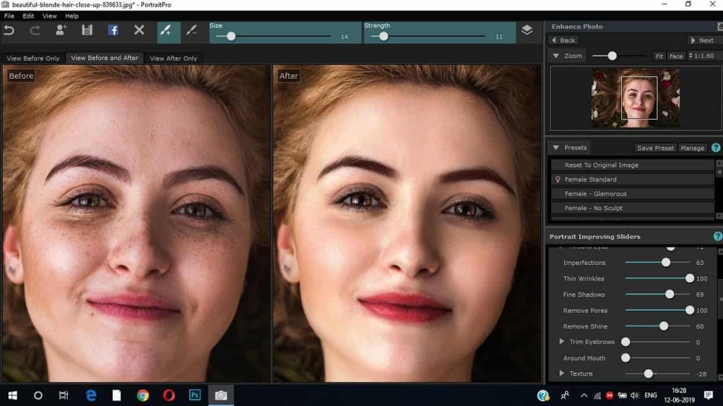 Portrait Pro Crack + Torrent For (Mac + Windows)
