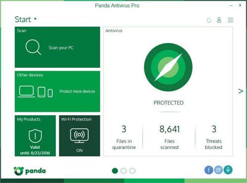 Panda Antivirus Pro Crack + Activation Code (Life Time) Free Download!