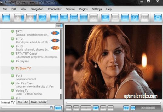 ProgDVB Pro Crack + Torrent Latest Free Download