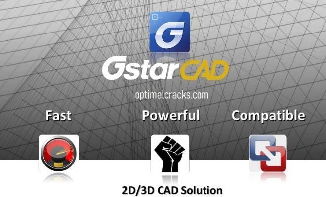 GstarCAD Crack Free Download