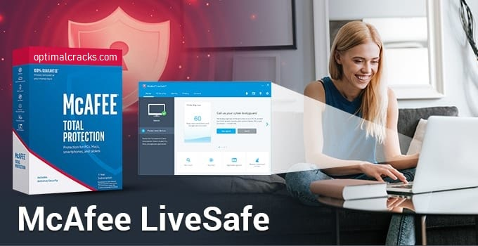 McAfee LiveSafe Crack + License Key Free Download