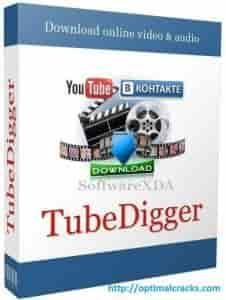 TubeDigger Crack + Torrent Latest Free Download