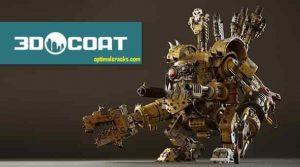 3D-Coat Crack + Keygen (Mac) Free Download