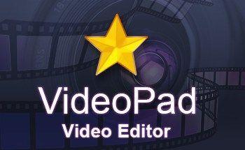 VideoPad Video Editor 10.52 Crack + Registration Code Free Download