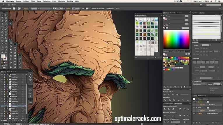 Adobe Illustrator CC Crack + Torrent Free