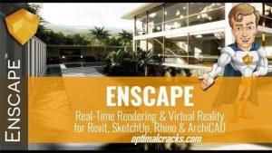 Enscape3D Crack + Torrent Free Download