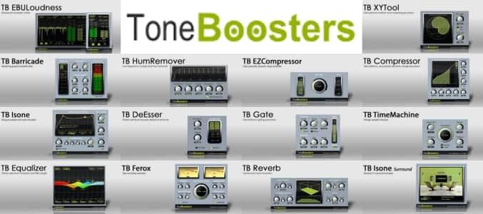 ToneBoosters Plugin Bundle Crack + Torrent Free Download