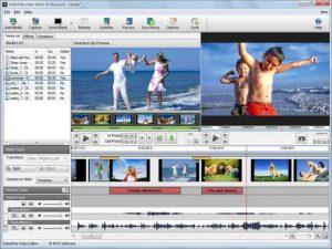 VideoPad Video Editor Crack + Serial Key Free Download