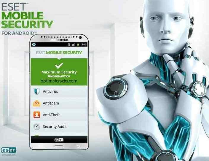 ESET Mobile Security Crack + License Key Full Download